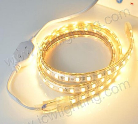 hot sale 5050 AC220V led strip light